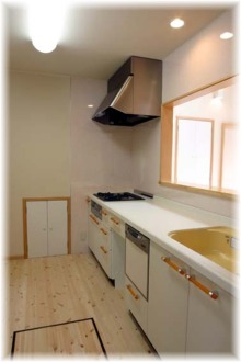 #new construction  #キッチン 佐世保市船越町 kitchen